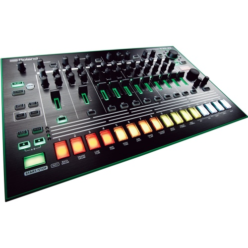 roland aira tr 8 performance drum machine the disc dj store. Black Bedroom Furniture Sets. Home Design Ideas